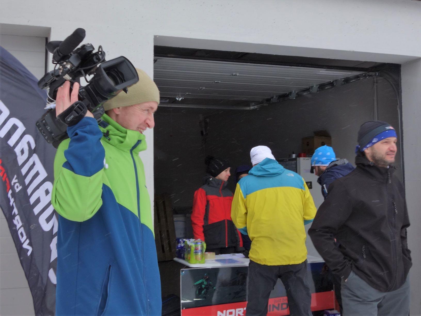 Reportér z TV Nova