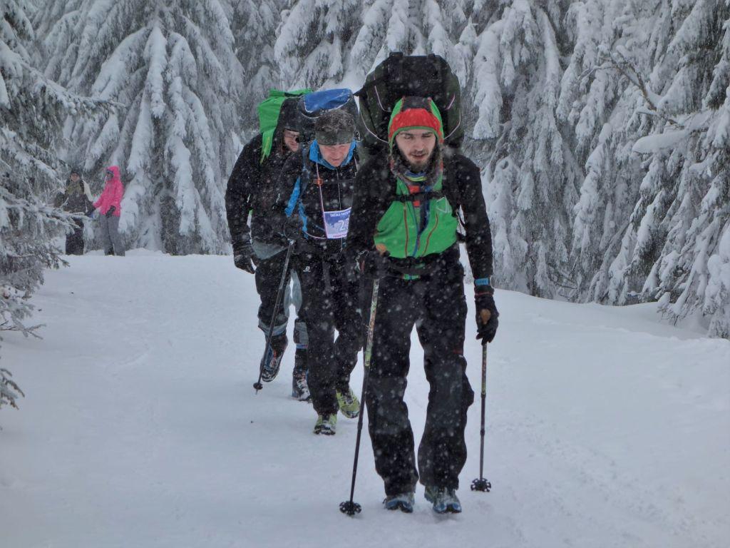 Zimní Sněžka Sherpa Cup