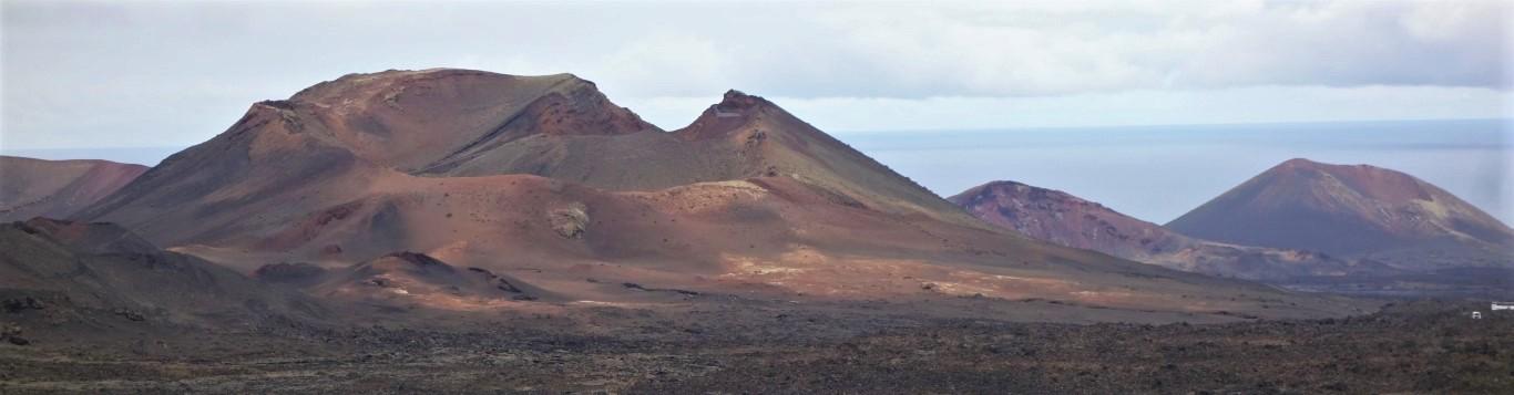 Lanzarote, NP Timanfaya