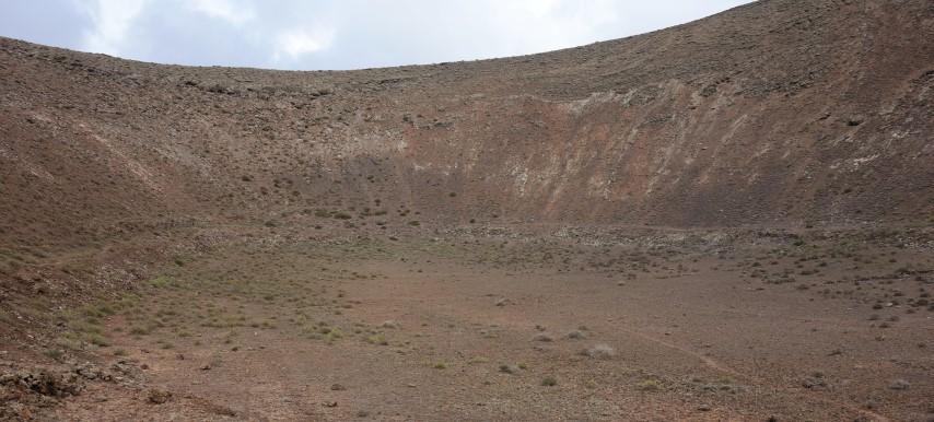 Lanzarote, Monataña Caldereta