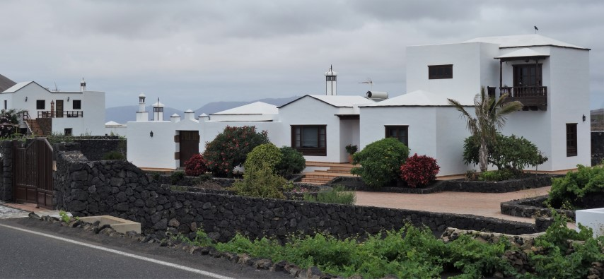 Lanzarote, Mancha Blanca