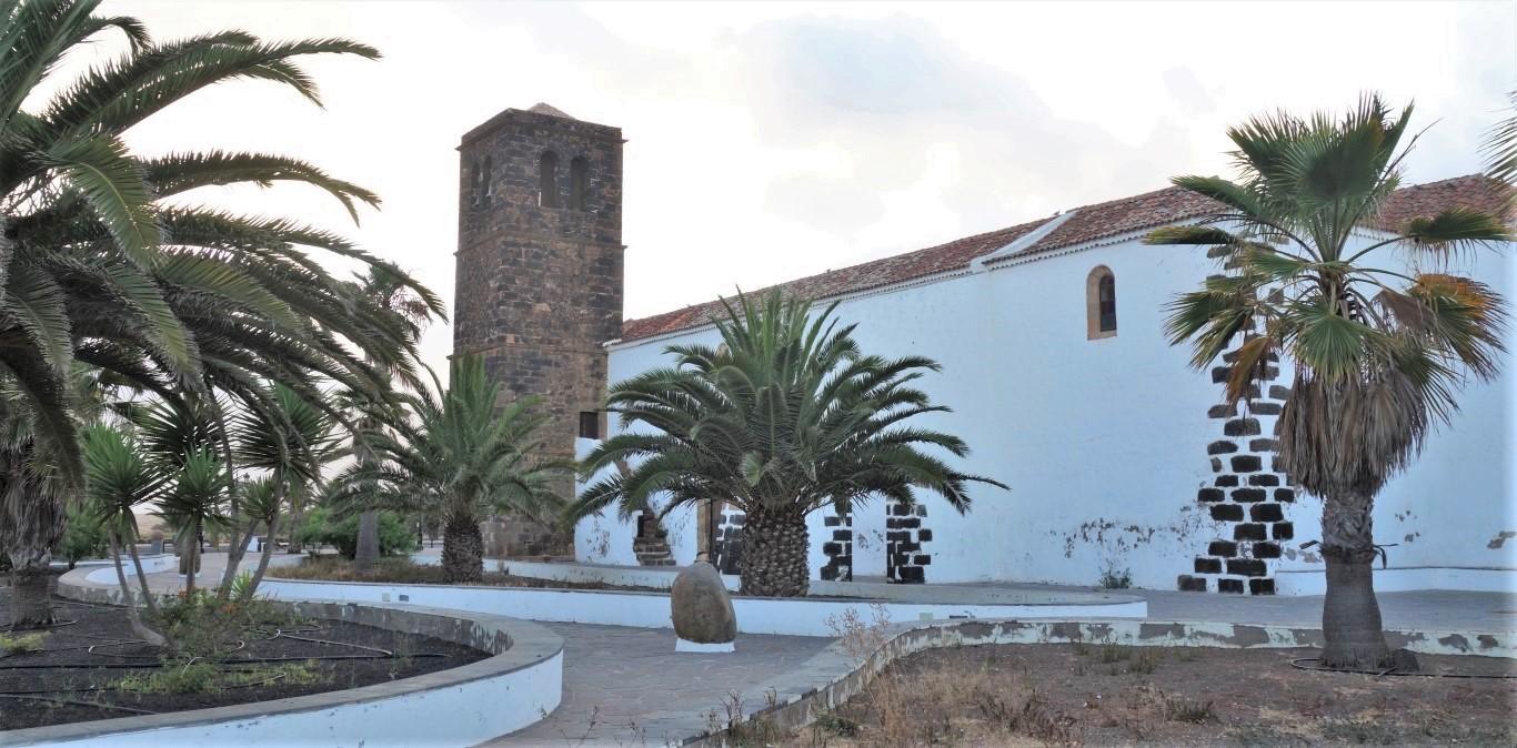 Kostel v La Olivě
