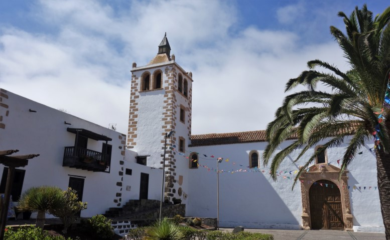 Kostel v Betancurii