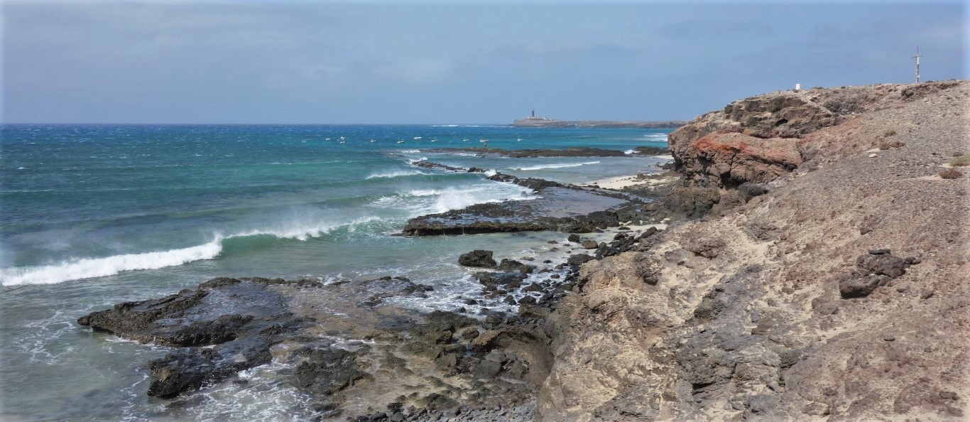 Pobřeží poloostrova Jandía