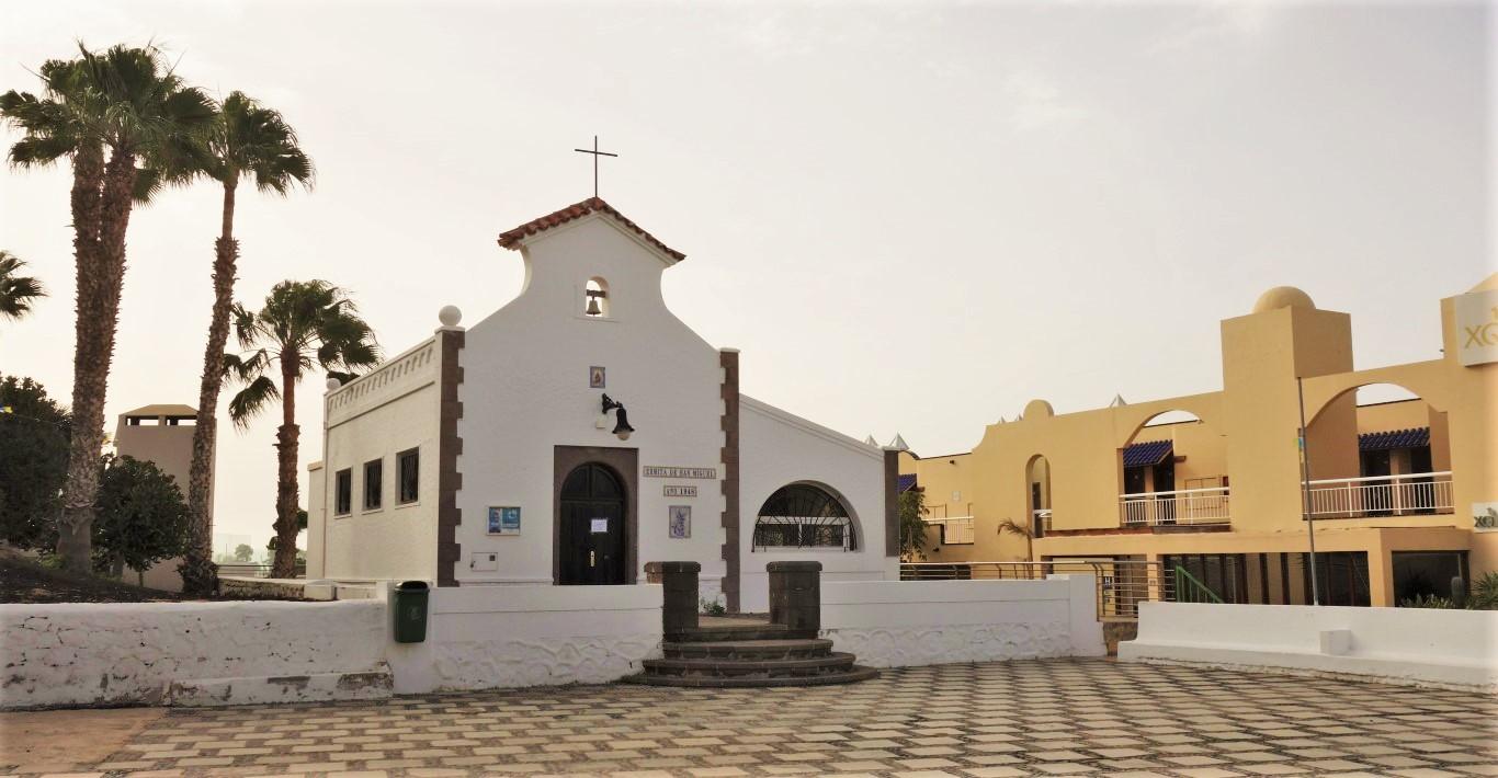 Kostelík v Morro Jable