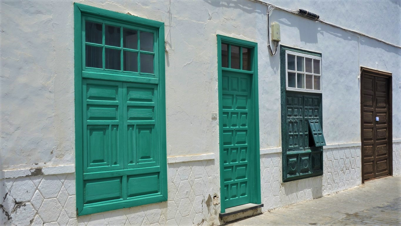 Historická architektura Teguise