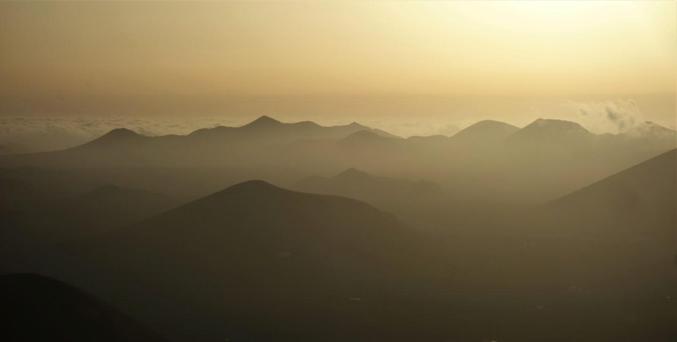 NP Timanfaya z Montaña Blanca