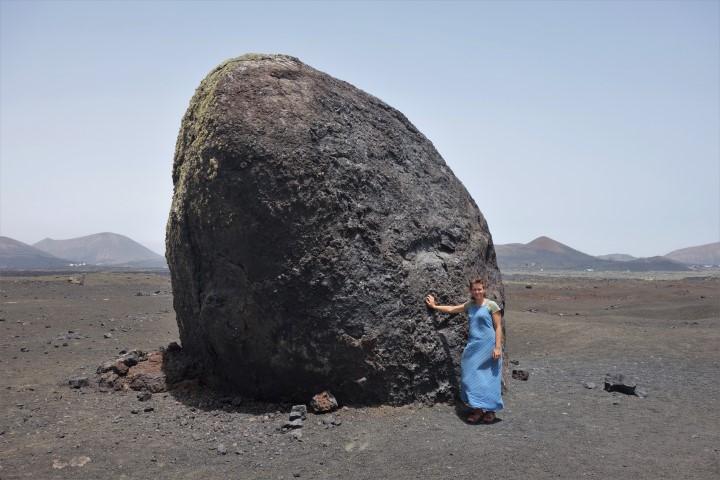 Největší sopečná puma - Bomba Volcanica Gigantesca
