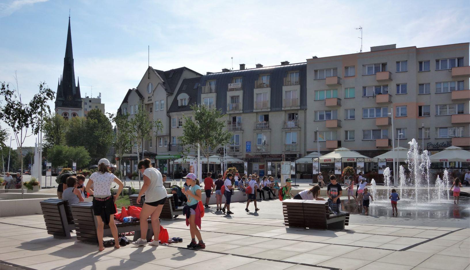 Centrum Svinoústí