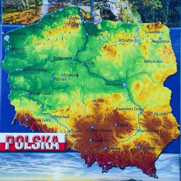 Autem přes Polsko