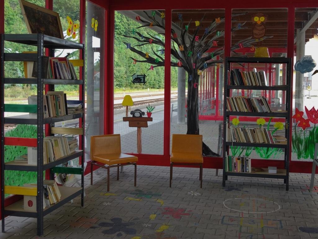 Krkonošské knihobudky