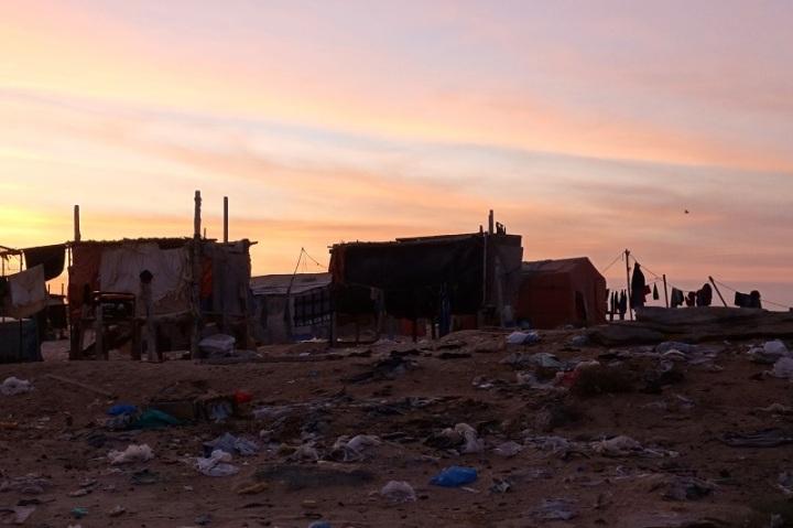 Rybářský slum