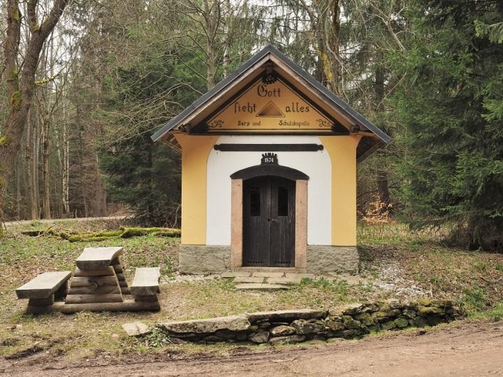 Ochranná kaple Sklenářovice