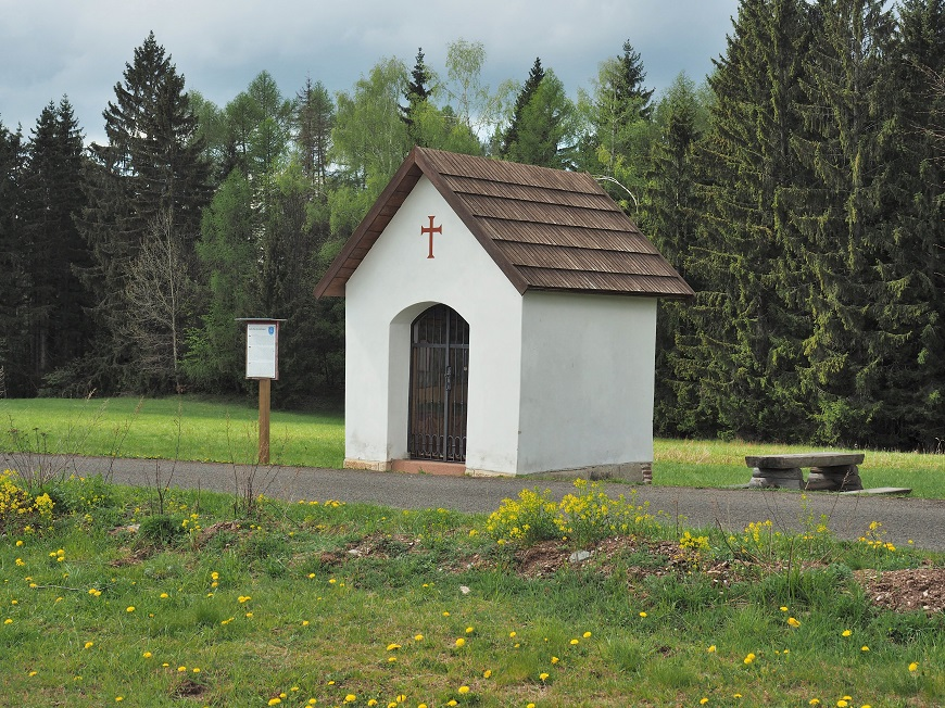Kaplička sv. Michala, Černý Důl sv. Michala, Černý Důl
