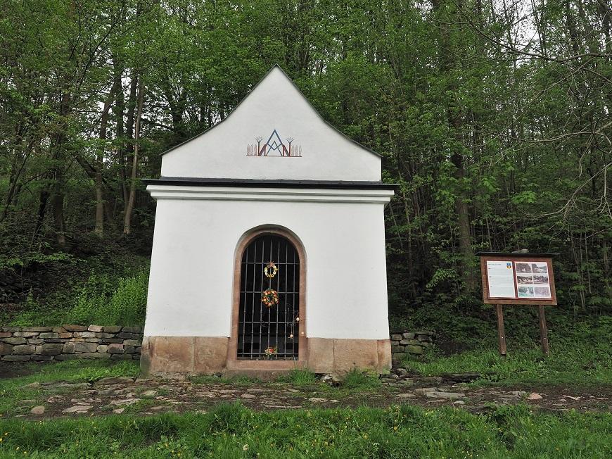 Kaplička sv. Anny, Vrchlabí