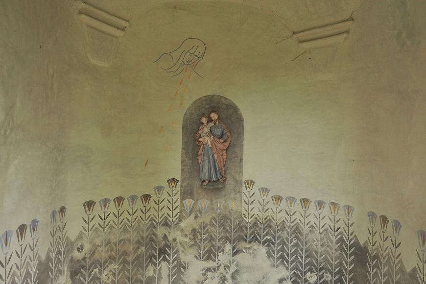 Kaple Panny Marie ve Vrchlabí