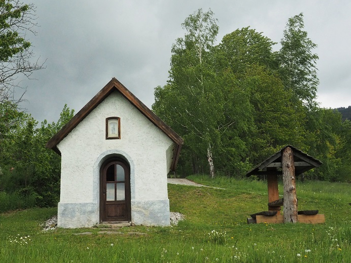 Kaple sv. Barbory, Černý Důl