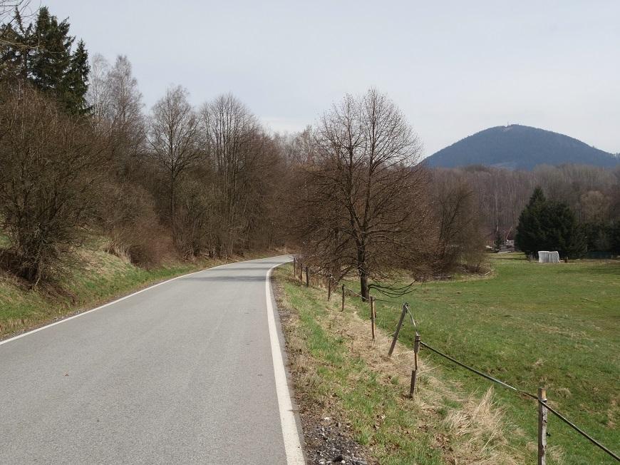 In-line stezka Bernartice-Křenov